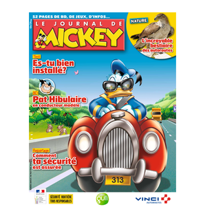 Le journal de Mickey